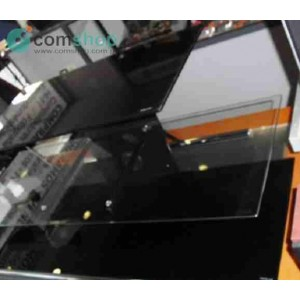 Tempered glass TV furniture