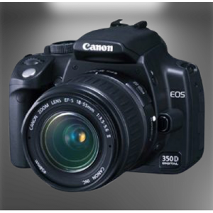 Maq. Canon 350D Photo