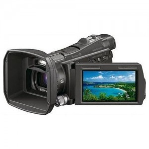 Maq. Shoot Sony HDR-CX700VE