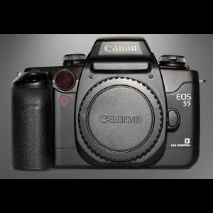 Maq. Fotogáfica Canon EOS 55