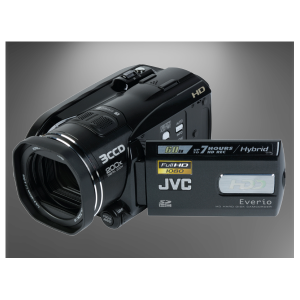 Maq. Shoot JVC GZ-HD3E