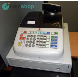 Maq. Olivetti ECR 8100 Logger