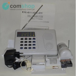Gardsman Wireless Alarm System
