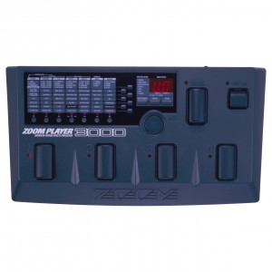 Pedal Zoom Player 3000