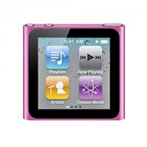 MP3 with Apple iPod Nano 6...