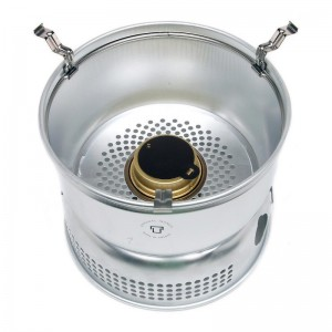 Camping stove with trangia...