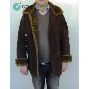 """Unisex Fur Coat """"Claire..."""