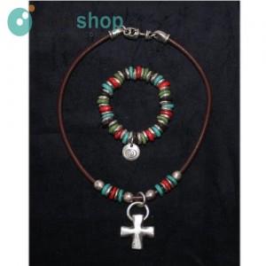 Necklace and Bracelet (Set)...