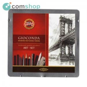 Gioconda Art Drawing Case...