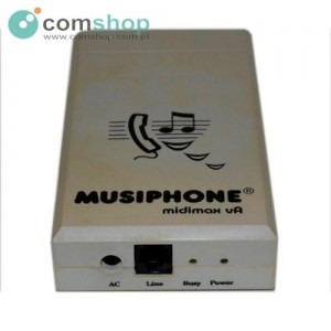 Device for Musiphone...