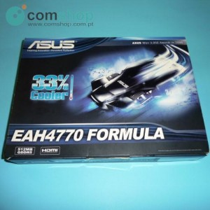 Graphics card Asus EAH4770...