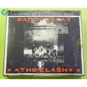 Music CD - Double The Clash...