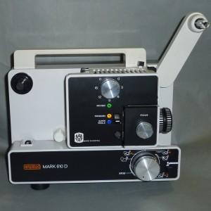 Projetor de Video Super 8...
