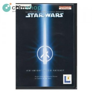 Game - PC Star Wars Jedi...