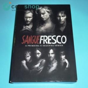 DVD Movie - Fresh Blood Series