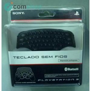 Teclado s/ fio p/ PS3 Sony