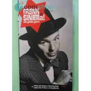 CD de música Frank Sinatra...