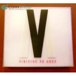 Music CD Vinícius de Moraes...