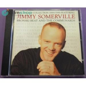Jimmy Somerville's music CD...