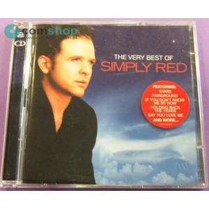 """Simply Red music CD """"The..."""
