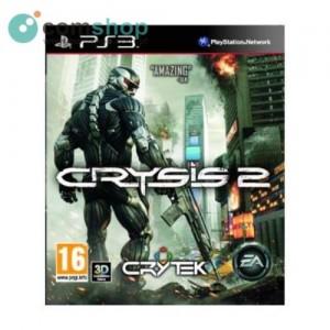 Game - PS3 Crysis 2
