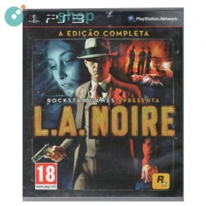 Game PS3 L.A.Noire The full...