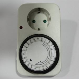 Temporizador Relógio analógico