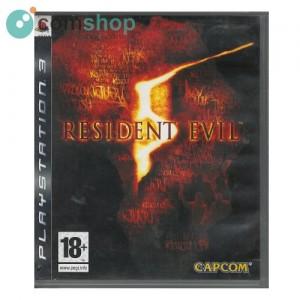 Jogo - PS3 Capcom Resident...