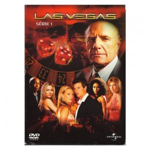 Filme DVD - série Las Vegas...