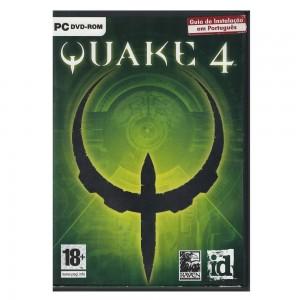 Jogo - PC Quake 4