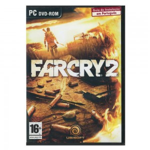 Jogo - PC Far Cry 2