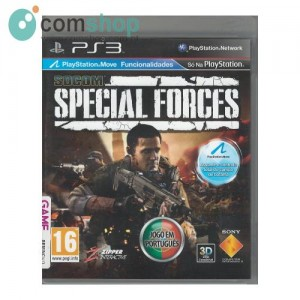 Jogo PS3 Sony Special Forces