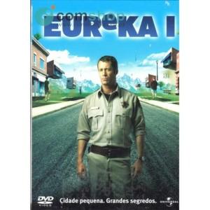Filme DVD - série EUReKA I
