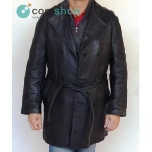 Leather jacket 3/4