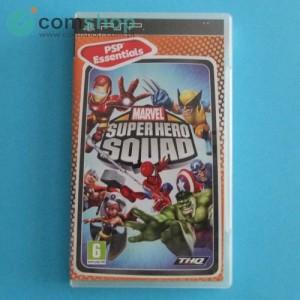 Jogo PSP THQ Marvel - Super...