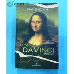 """Livro Dan Brown """"O código..."""