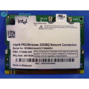 Placa Wireless p/ Portátil...