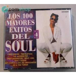 CD de música Los 100...
