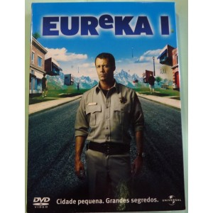 DVD Series - EUReKA I - 1st...