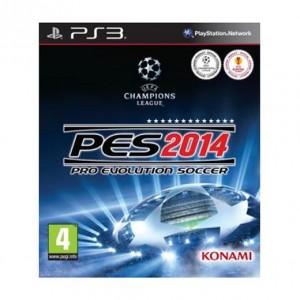 Jogo PS3 Konami PES 2014