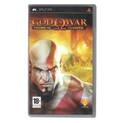 Jogo PSP Sony God of War