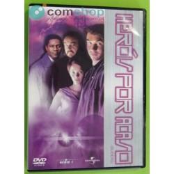 Filme DVD - série Heróis...
