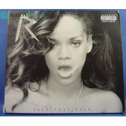 "CD de música Rihanna ""Talk..."