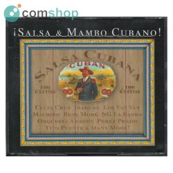 CD de musica Salsa & Mambo...