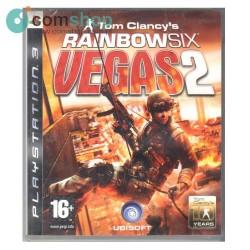 Jogo PS3 RainbowSIX VEGAS 2