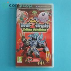 Jogo PSP Sony Invizimals -...