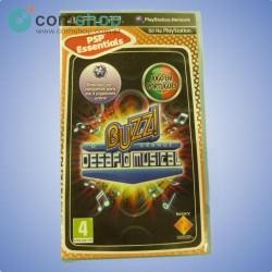 Jogo - PSP Sony - BUZZ!...