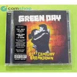 CD de música Green Day...