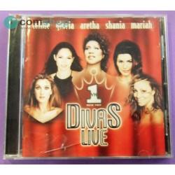 Music CD Varios VH1 - Divas...