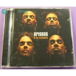 Music CD Orishas A lo cubano